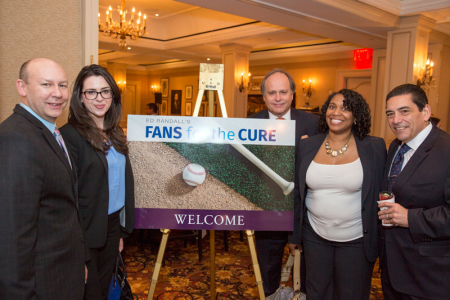 Fans for the Cure Honors Scott Minerd