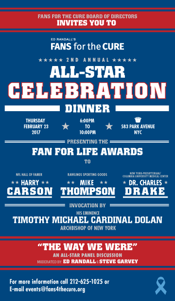 2nd Annual All-Star Celebration Dinner