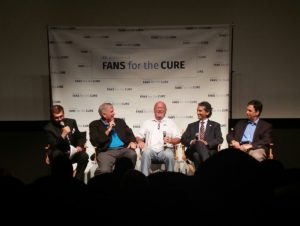 The town hall panel on Tommy John surgery