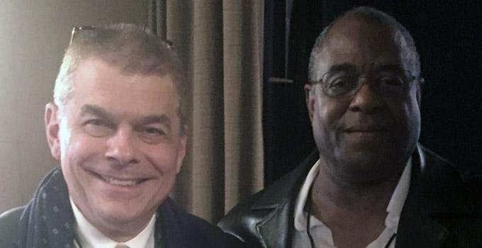 Ed Randall and Ken Griffey, Sr.