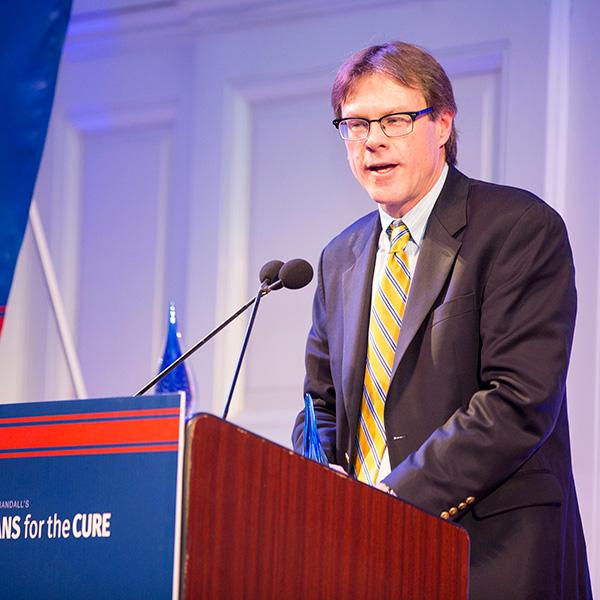 Fan for Life: Dr. Charles Drake, Columbia University Medical Center