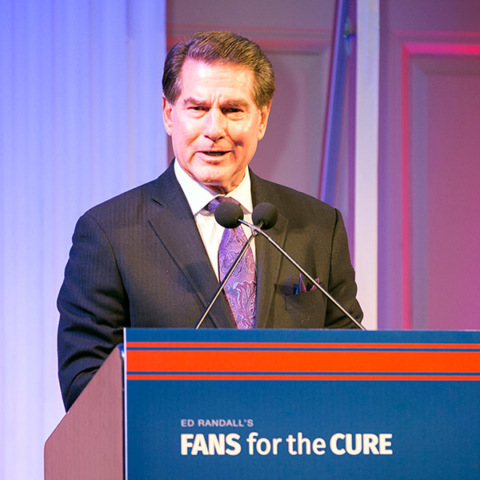 Steve Garvey, Chair, Fans for the Cure