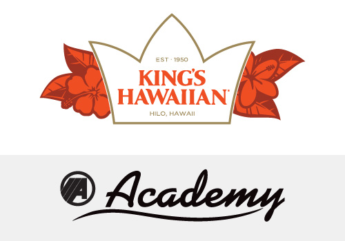 King's Hawaiian + Academy Bus: official sponsors of the 12th Annual Baseball Road Trip