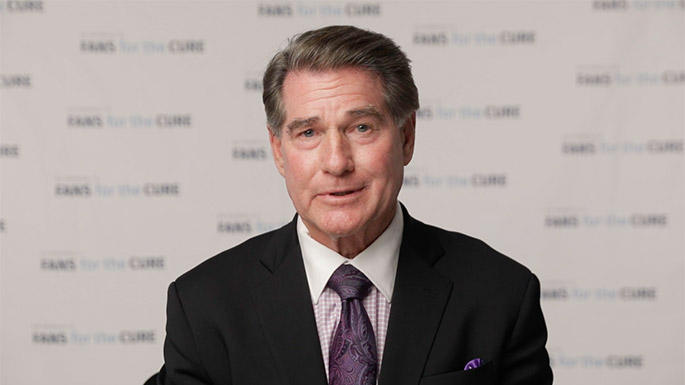 Steve Garvey, Chair, Fans for the Cure