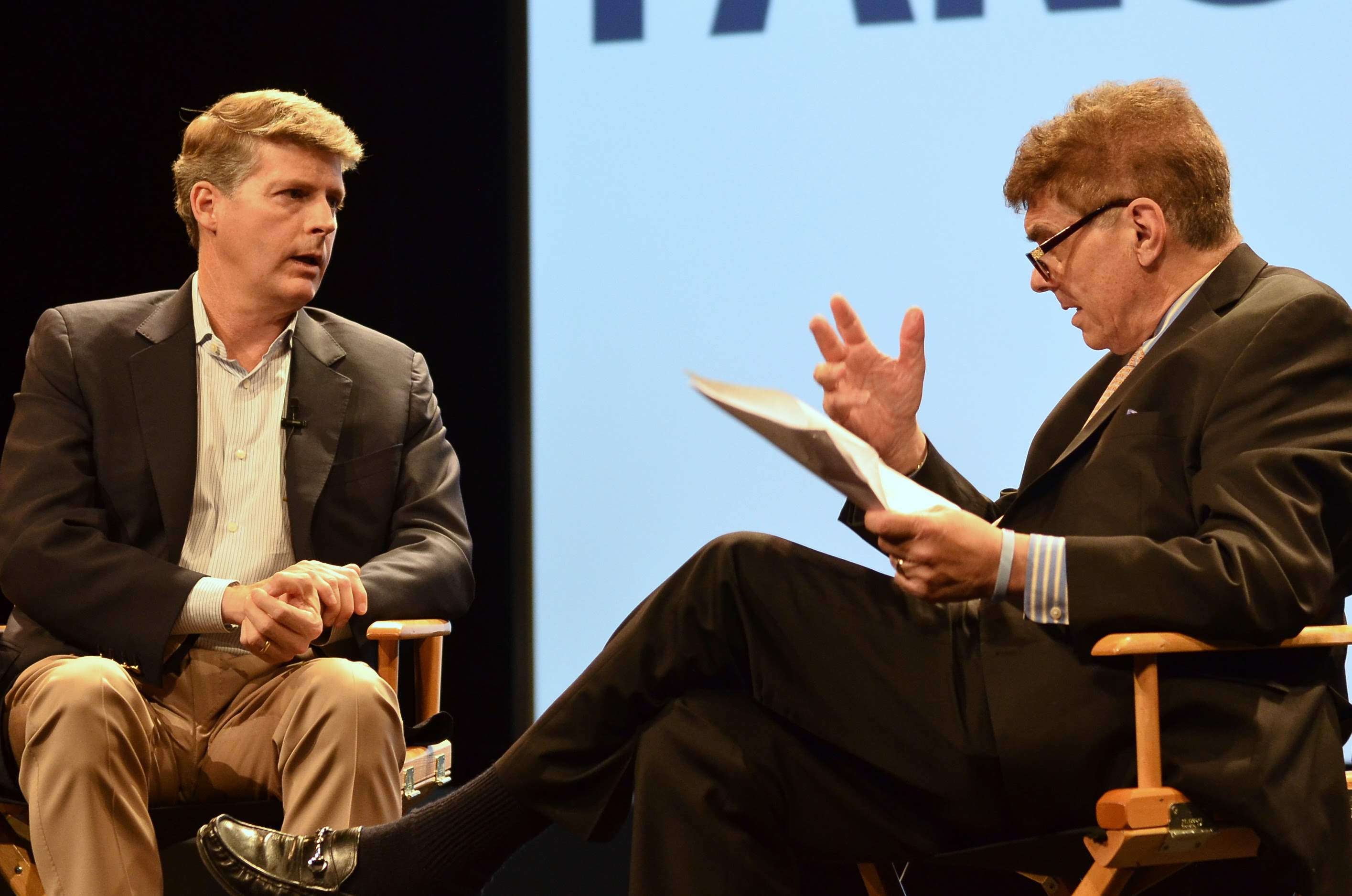 Hal Steinbrenner, New York Yankees, and Ed Randall, Fans for the Cure