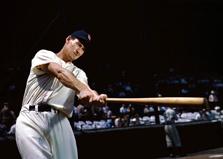 "Ted Williams: ""The Greatest Hitter Who Ever Lived"""