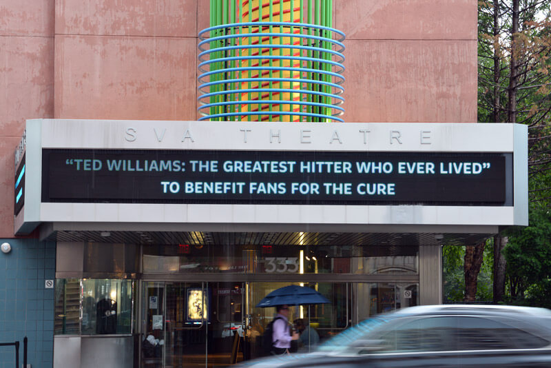 "Ted Williams: ""The Greatest Hitter Who Ever Lived"" to Benefit Fans for the Cure"