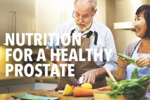 Nutrition for a healthy prostate