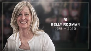 Kelly Rodman