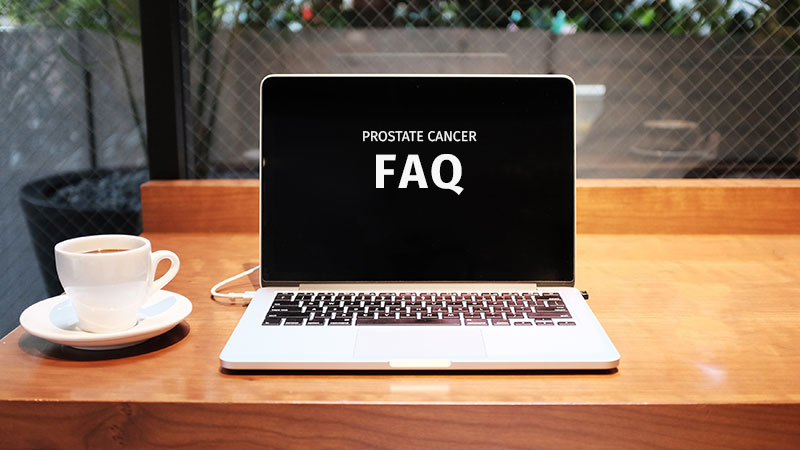 Prostate cancer FAQ