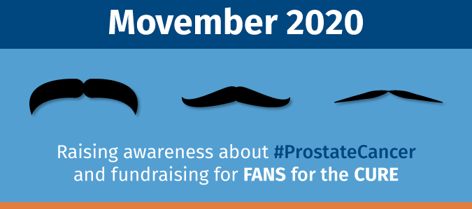 Fans for the Cure: Movember campaign