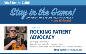 Rocking Patient Advocacy with Jay Jay French