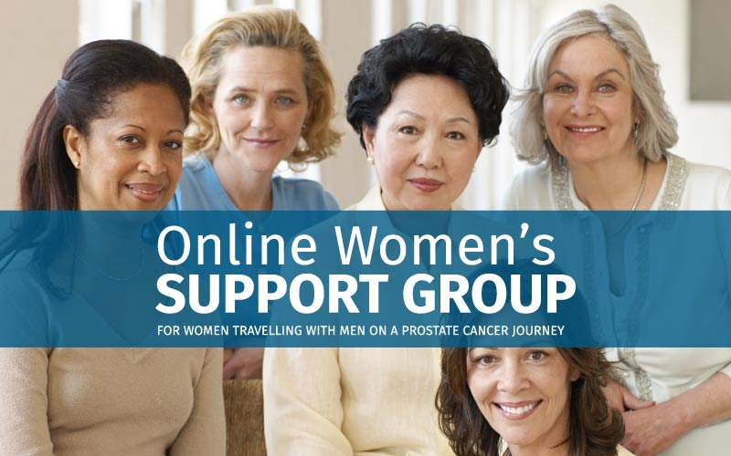 Fans for the Cure's Online Women's Support Group